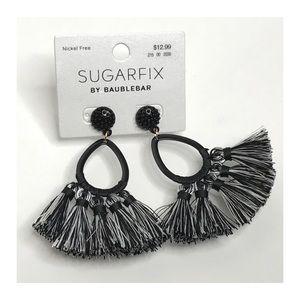 SugarFix by Baublebar | Fringe Statement Earrings